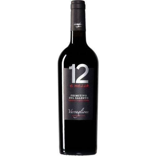 12 e Mezzo Primitivo Del Salento Igp