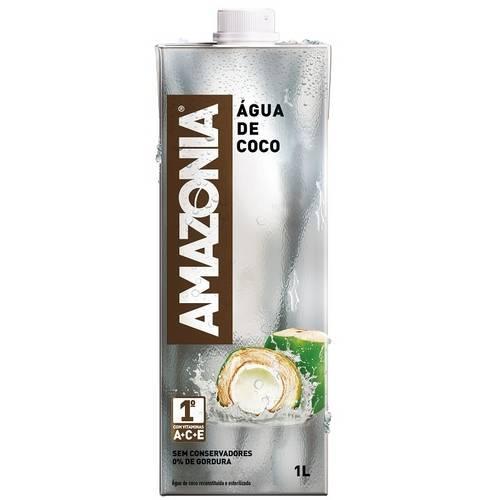 100 Água de Coco (1 Litro)