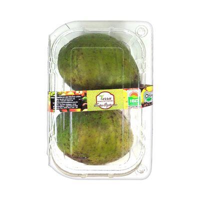 Abacate Orgânico 600g - Terra Frutas Orgânicas