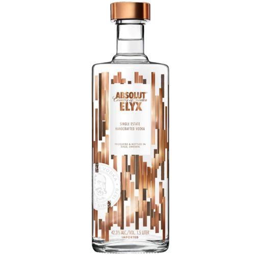 Absolut Elyx Vodka Sueca 1.500ml