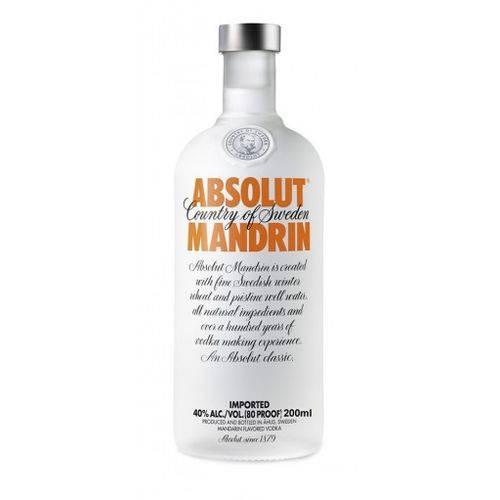 Absolut Mandrin 200ml