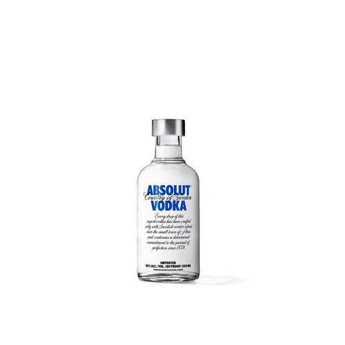 Absolut Vodka Original Sueca - 200ml