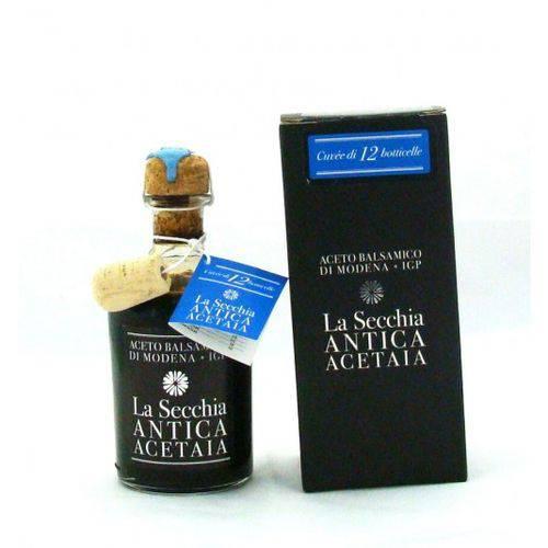 Aceto Balsámico Di Modena Igp La Secchia Antica Acetaia - Cuvée de 12 Barris (250ml)