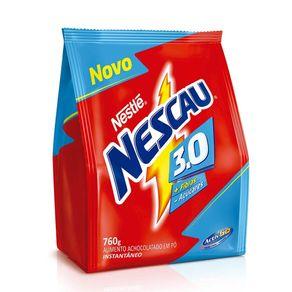 Achocolatado Nescau 3.0 Sachê 760g