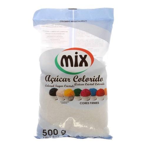 Açúcar Cristal Branco com 500g Mix
