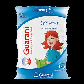 Açúcar Cristal Guarani 1kg