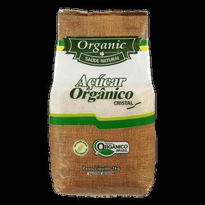 Açúcar Cristal Organic 1Kg
