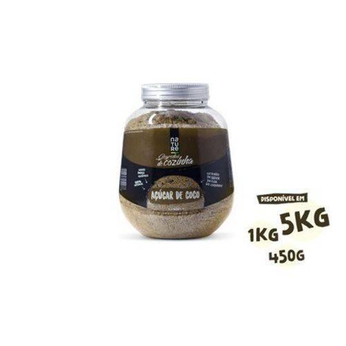 Açúcar de Coco 450g Pote Nature