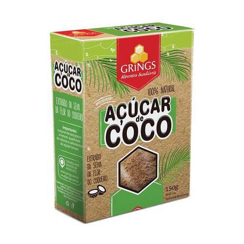 Açucar de Coco Grings 150g