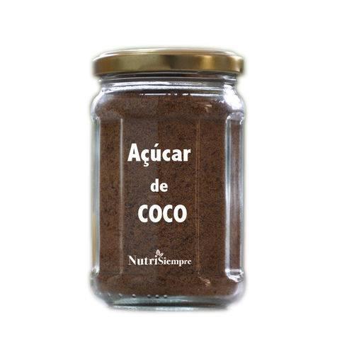 Açúcar de Coco Natural Nutri Siempre
