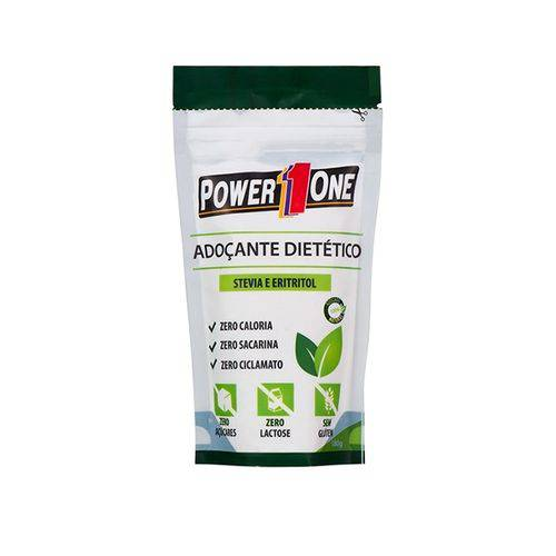 Adoc Stevia+eritritol P.one - 180g