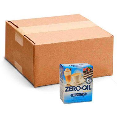 Adoçante em Pó Sucralose Zero Cal 50un Cx. C/ 12 Est.
