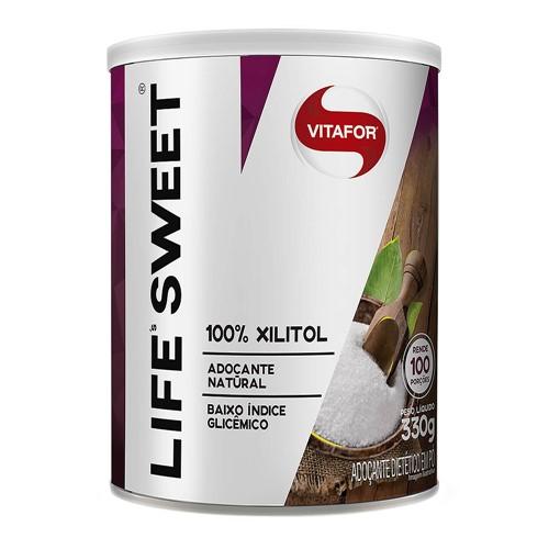 Adoçante Xylitol Life's Sweet Vitafor 330g