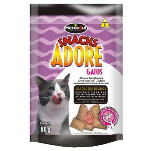 Adore Gatos Anti Odores 80gr