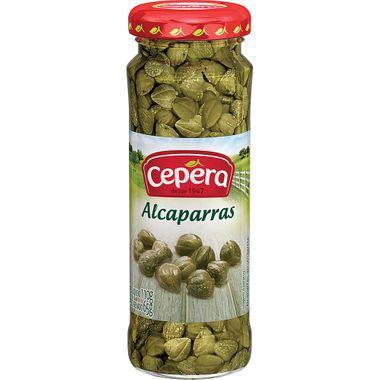 Alcaparra Cepêra 65g