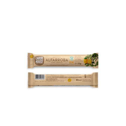 Alfarroba C/ Laranja (25g)