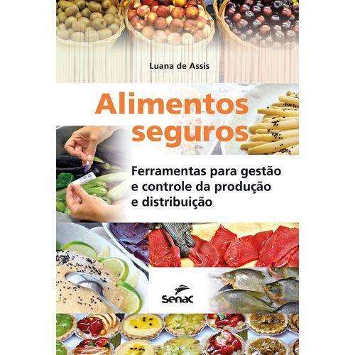 Alimentos Seguros - Senac