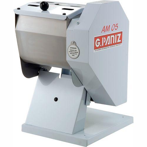 Amassadeira Basculante 5 Kg AM05 G.Paniz Amassadeira Basculante 5 Kg 110v