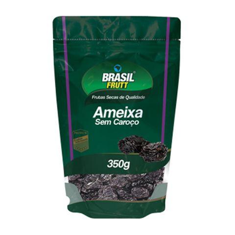 Ameixa Seca Sem Caroço 350g - Brasil Frutt