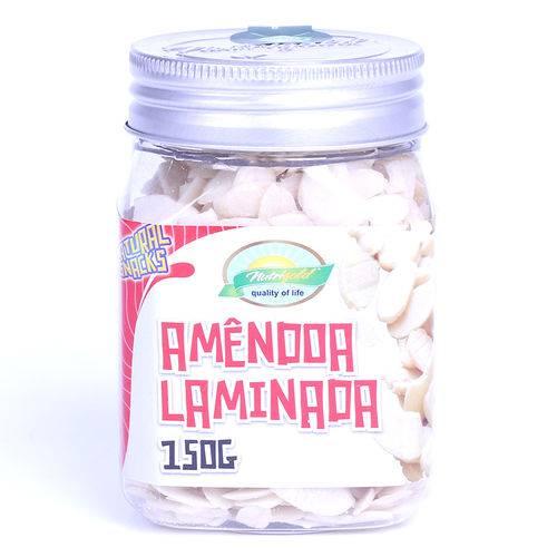 Amêndoa Laminada 150g - Nutrigold