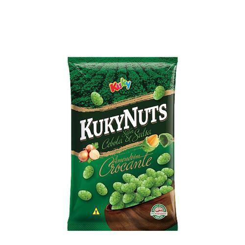 Amendoim Cebola e Sala 40g Kuky Nuts