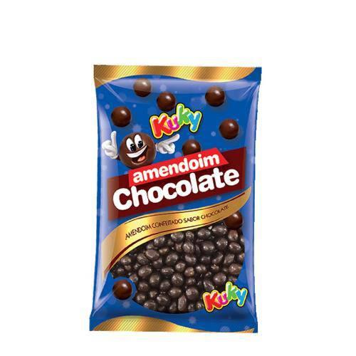 Amendoim Confeitado Sabor Chocolate 70g