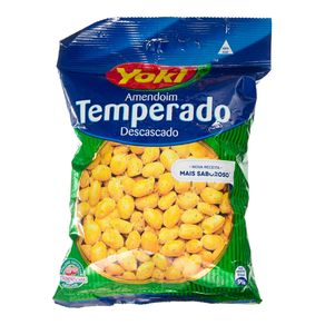 Amendoim Descascado e Temperado Yoki 150g