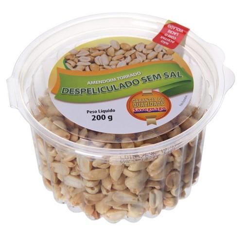 Amendoim Despeliculado 200g