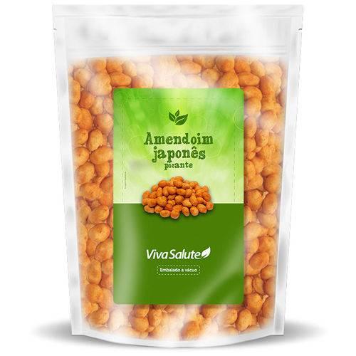 Amendoim Japonês de Pimenta Viva Salute Embalado a Vácuo - 1 Kg