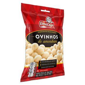 Amendoim Ovinhos ElmaChips 80g