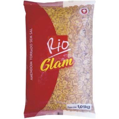 Amendoim Torrado Sem Sal Rio 1,01kg
