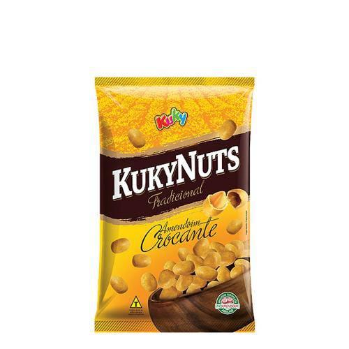 Amendoim Tradicional 40g Kuky Nuts