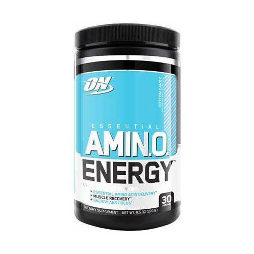 Amino Energy On 270g - Optimum Nutrition 30 Doses - Sabor Cotton Candy