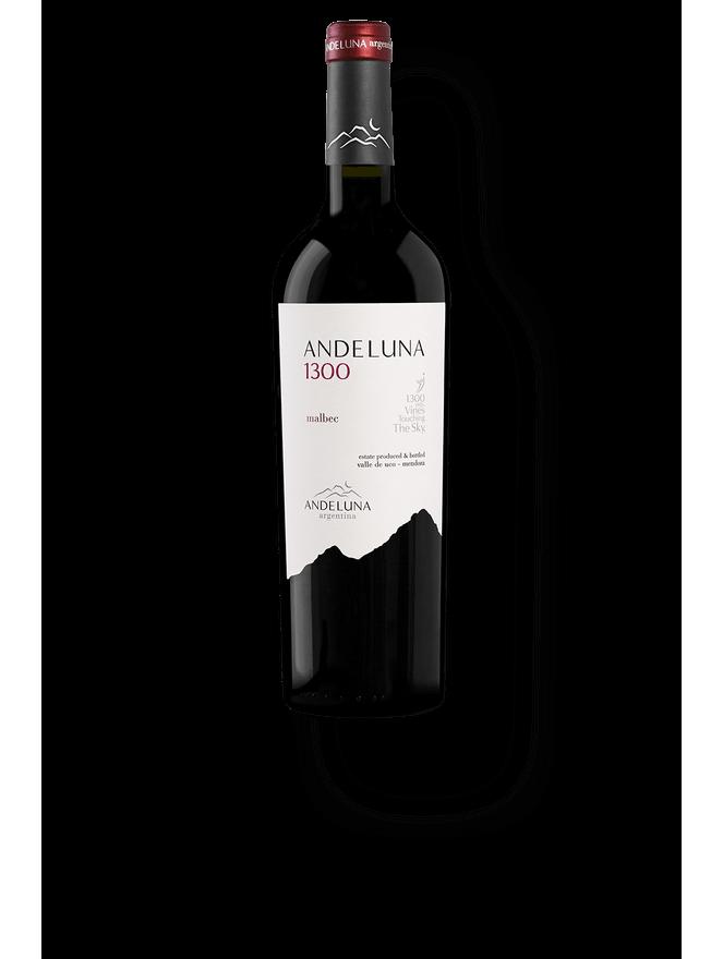 Andeluna 1300 Malbec 2016