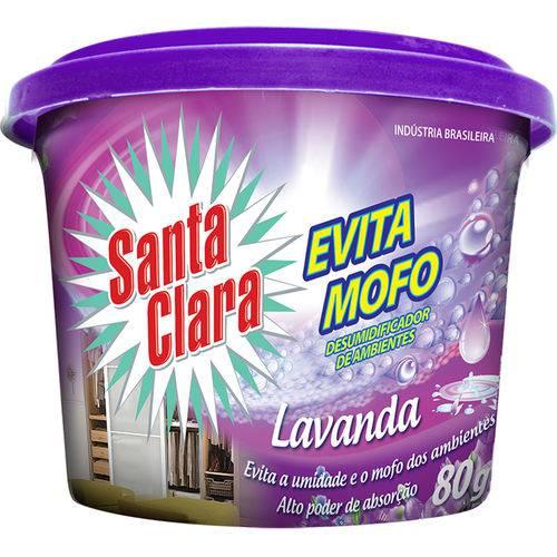 Antimofo Santa Clara 80g-pt Lav