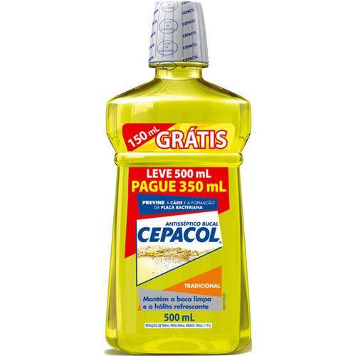 Antisep Buc Cepacol Lv500ml/pg350ml Trad