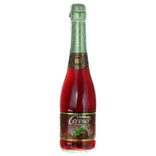 Aperitivo Soda Cereser 660ml Morango