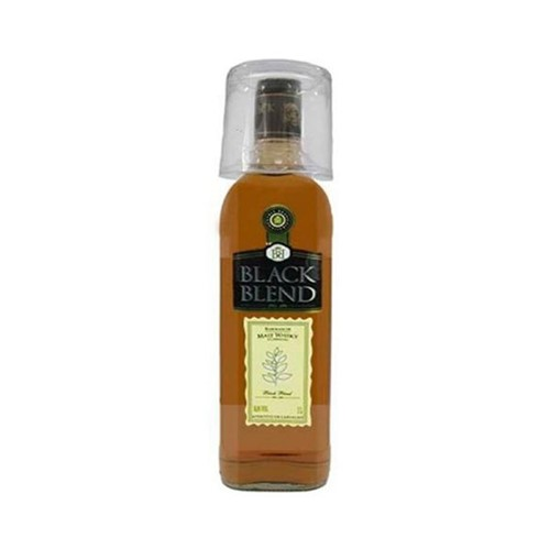 Aperitivo Whisky Black Blend 1l com Copo