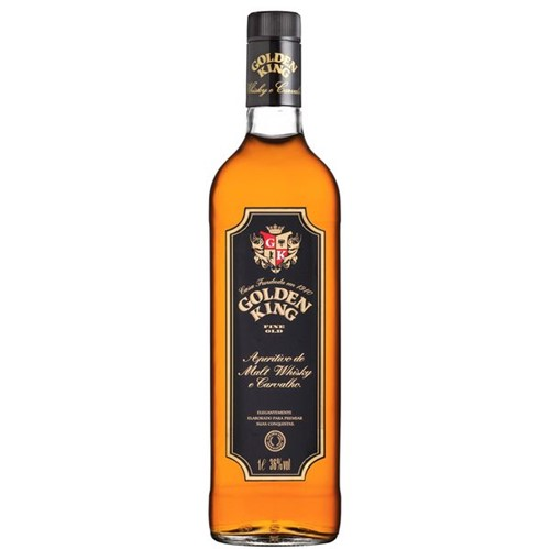 Aperitivo Whisky Golden King Honey 1l