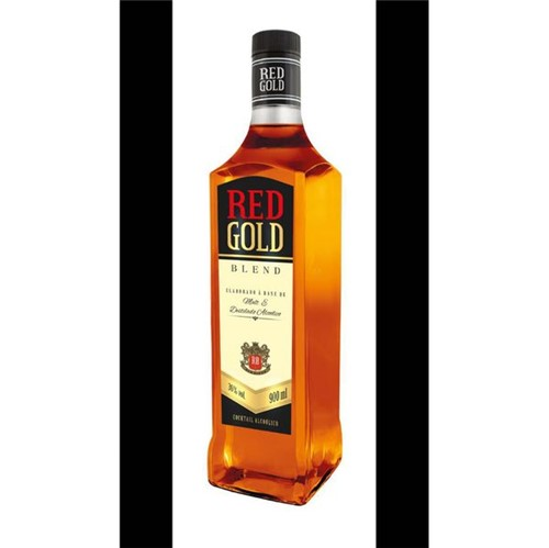 Aperitivo Whisky Red Blend 900ml