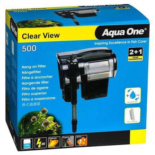 Aqua One - Hf-0400 - Filtro Externo ClearView 400 -110v