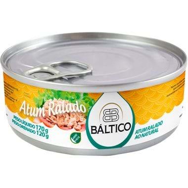 Atum Ralado ao Natural Báltico 170g
