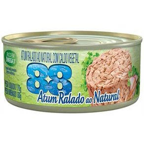 Atum Ralado Natural 88 130g