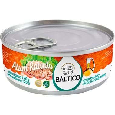 Atum Ralado Óleo Comestível Báltico 170g