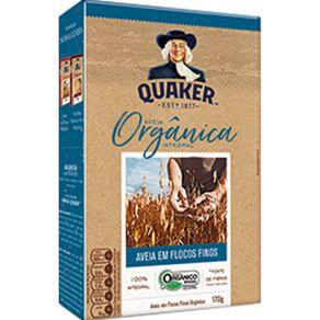Aveia Organica Flocos Finos Quaker 170g