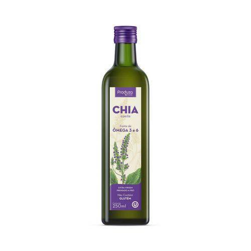 Azeite de Chia Extra Virgem Produza Foods Frasco