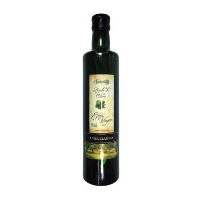 Azeite de Oliva Espanhol Extra Virgem (Com Acidez de 0,5%) 500ml - Di Salerno