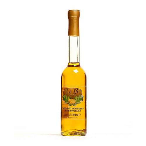 Azeite de Oliva Extra Virgem C/ Tartuffo Branco Le Ife 100ml