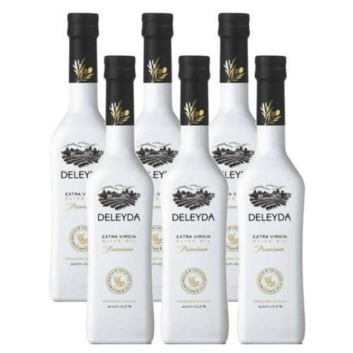 Azeite de Oliva Extra Virgem Deleyda Premium 250ml 06 Unid.