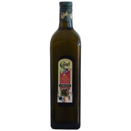 Azeite de Oliva Extra Virgem Italiano Gourmet Coratina 1L